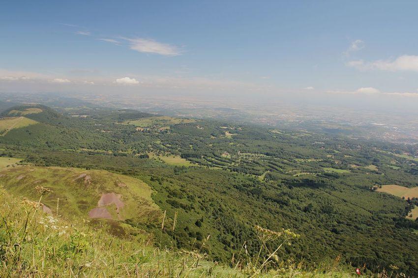 Green Nature Beautiful Nature Auvergne EyeEm Best Shots - Landscape L'auvergne Paysage D'Auvergne Landscape Montagne Puydedome CestBeauLAuvergne Landscape_photography Landscape_Collection Myauvergne Landscapes Paysages