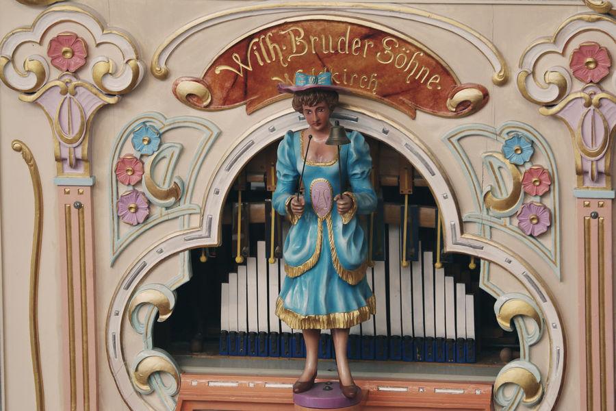 Jahrmarkt-Orgel Art Creativity Design Funfair Jahrmarkt Jahrmarkt-Orgel Kirmes Multi Colored Musikautomaten No People Organ Orgel Orgelkonzert Rummel Schausteller Waldkirch Eye4photography  Canonphotography