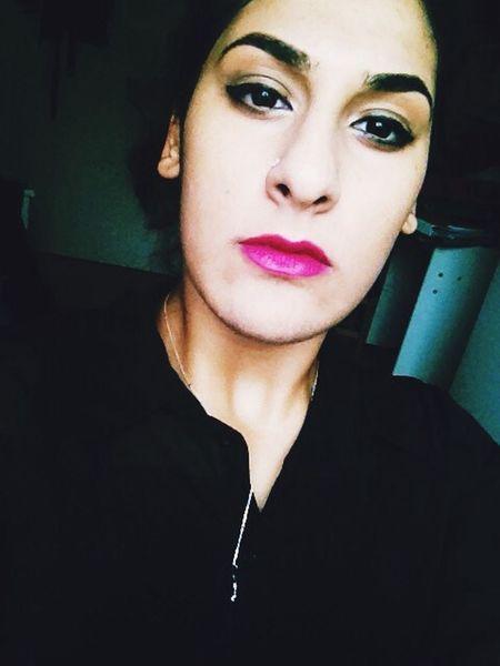 Fucknormality Makeup Lipstick Lookoftheday