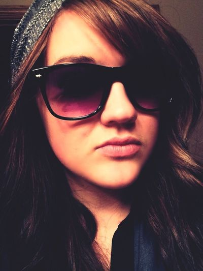 New sunglasses<3