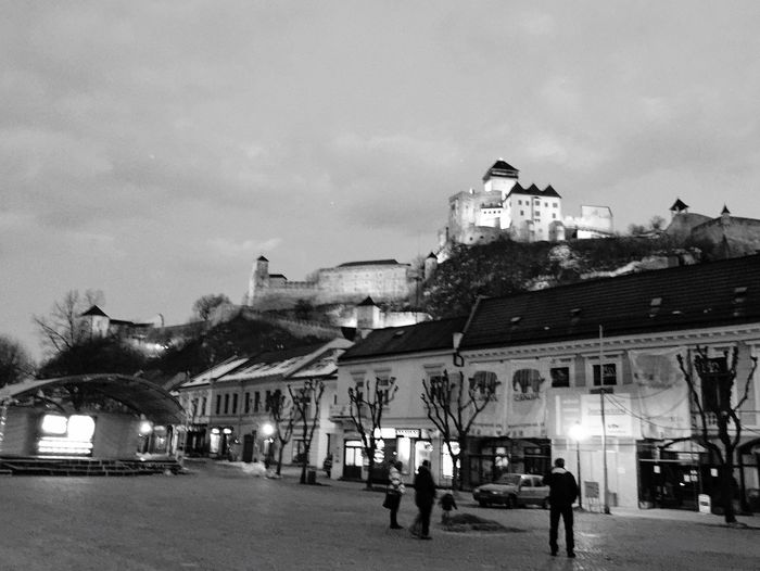 Castle in city Trencin, Slovakia Castle #city #Trencin Slovakia #iamcoolsk #snapseed #VSCOcam #iPhone6 #iPhonephoto Iphonephotography
