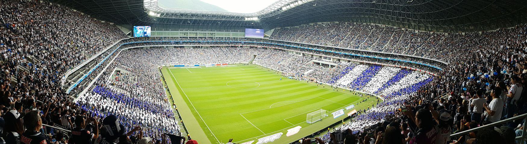 Soccer Monterrey Mexico