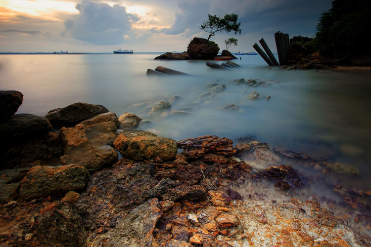 EyeEm Best Shots EyeEm Selects EyeEm Gallery EyeEmNewHere INDONESIA Landscape_Collection Sunset_collection Landscape Landscape_photography Sunset
