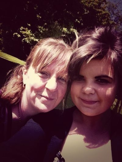 Love my mum millions,best day in ages with the fam:)