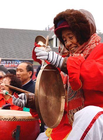 Asian Culture 敲锣打鼓过大年!