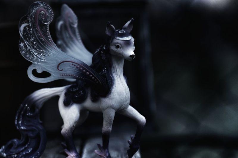Fantasy Animal No People Fairy Horse Fairy World Fairytales & Dreams Schleichanimals Schleich Tiere