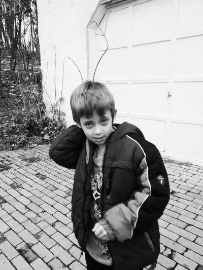 Little Boy Antlers Sticks
