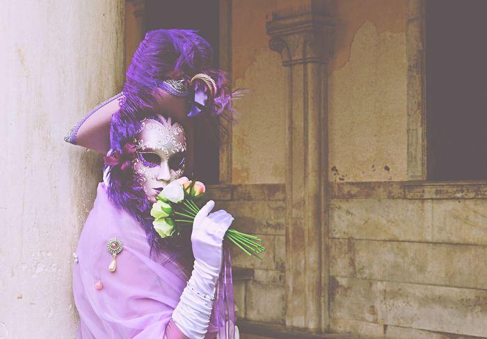 Colors Of Carnival Carnival Venice, Italy Maschere SilviaPennazio Hello World EyeEm Best Shots EyeEm EyeEmBestPics EyeEm Gallery EyeEm Best Edits Venice Purple