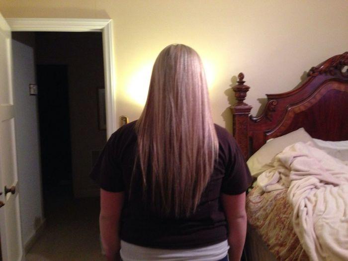 Long Hair (: