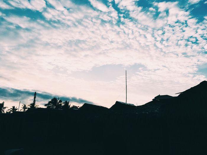 Clouds The Week