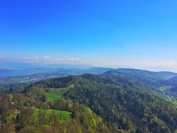 Between the green and blue Landscape_Collection EyeEmSwiss EyeEm Nature Lover EyeEm Best Edits Landscape Streamzoofamily Spring