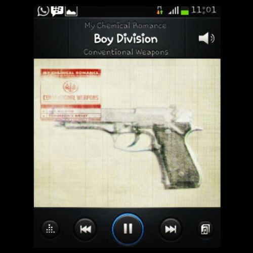 Boy Division - My Chemical Romance Song Songoftheday Mychemicalromance Boydivision bored nothintodo