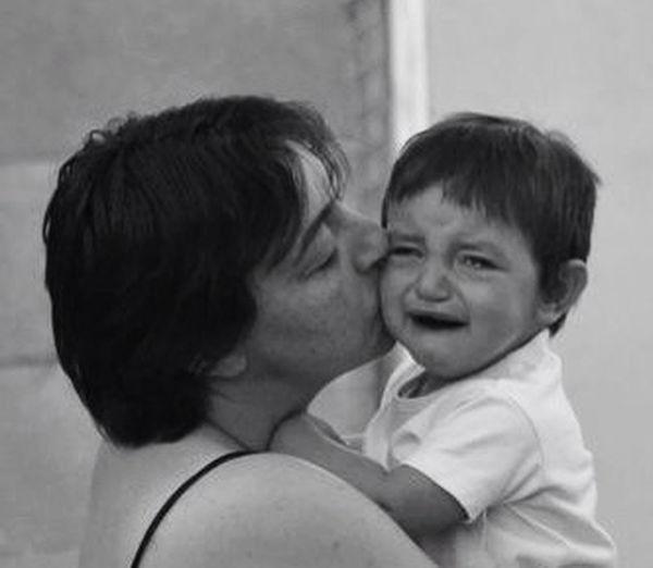 No hay quien consuele a un hombre mejor que su madre