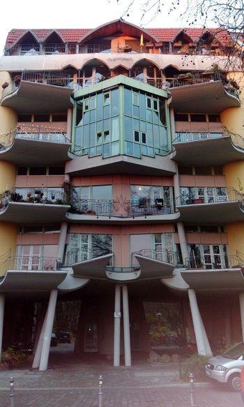 Architecture Berliner Ansichten