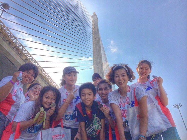 Colgate Health Mini Marathon 2015 (Rama 8) Thailand Rama8 Thailand Run Running Minimarathon