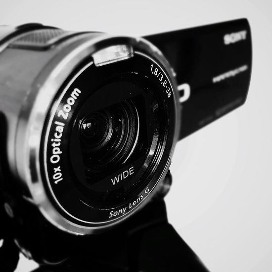 Close Up Technology I Love my Camera to Make Cool Videos & Photos It's my LIFE!!! Close-up Camera - Photographic Equipment Photography Themes Lens - Eye
