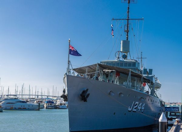 HMAS Castlemaine HmasCastlemaine Navy Ships Ships⚓️⛵️🚢 Ships Taking Photos Enjoying Life Photographylovers Canonphotography Canon 5d Mark Lll Canon5Dmk3 Victoria Australia Taking Photos Steam Ship Old Ships Outdoors