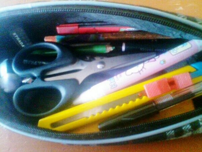 Everything In Its Place pencil case original from Indonesia Indonesiahebat Indonesia Bagus Indonesia Banget IndonesiaPhotography