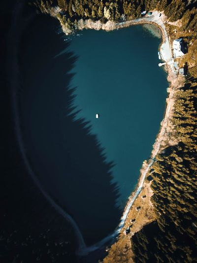 North east vibes at 500m Lifestyles Landscape EyeEmNewHere DJI Mavic Pro Drone  Mountain Forest Tree Nature Plant No People Beauty In Nature Outdoors Water Sky Tranquility Low Angle View Night Transportation Land Scenics - Nature Architecture Illuminated Aerial View Capture Tomorrow My Best Photo The Great Outdoors - 2019 EyeEm Awards