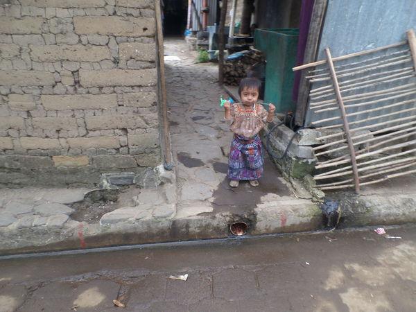 Atitlan Lake Cotidiano Guatemala Linda Child Childhood Cultures Full Length Looking At Camera Mayan People Outdoors Playing Portrait Real People EyeEm