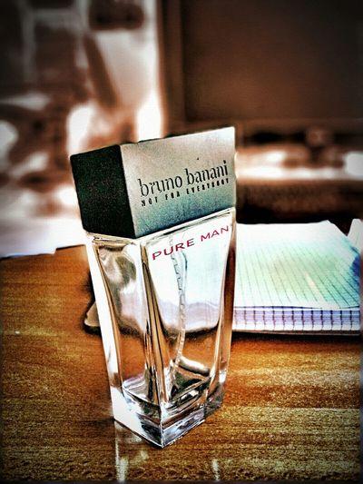 Bruno Banani - Pure Man Parfumes Eau De Parfum Fragnance Perfumelover Perfumeaddict BrunoBanani Cologne Perfumeobsession Perfume Fragrance