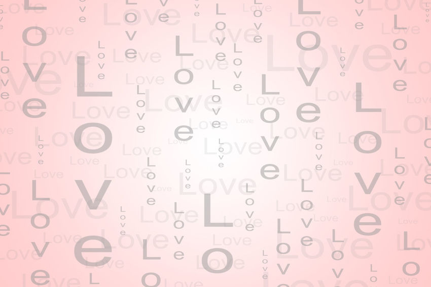 Love Text Background in Light Red Color Love Loving Romance Romance ❤✨✨ Romantic Background Background Designs Backgrounds Design Graphic Design Graphic Design Background Love ♥ Romance, Love, Concept,spring, Summer Romantic❤ Text