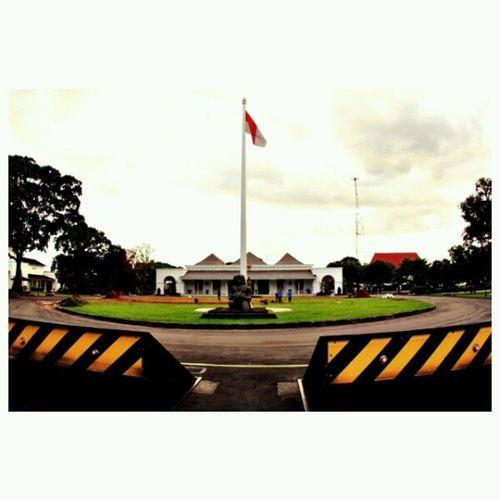 Istana Negara. Yogyakarta. Building Historical Government Presidental istana negara yogyakarta 0km