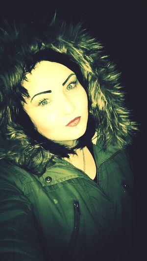 Winterselfie Selfportrait Selfie ✌ Winter