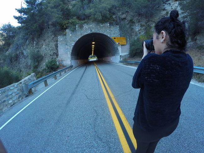 Mt.Baldy NikonD5500 Tunnel Photography Gopro Goprohero4 Goprohero4silver Nature Wilderness Wife Love