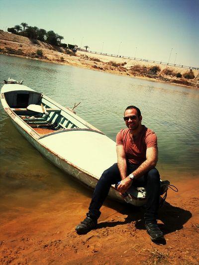 Noba Fishing Boat Nobian Boat El Kobab Lake