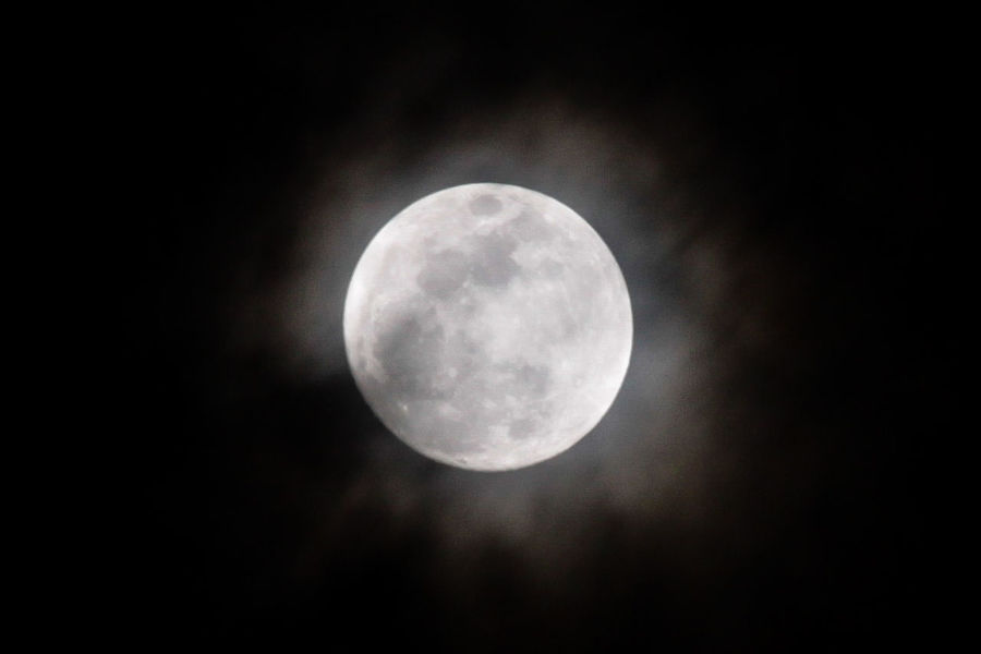 Blue Super Moon January 2018 Full Moon with cloud Supermoon2018 Astronomy Beauty In Nature Blue Moon Close-up Copyspace Discovery Full Moon Low Angle View Moon Moon Surface Moonlight Nature Night No People Outdoors Planetary Moon Scenics Silver  Sky Sky Only Space Space Exploration Supermoon Tranquility