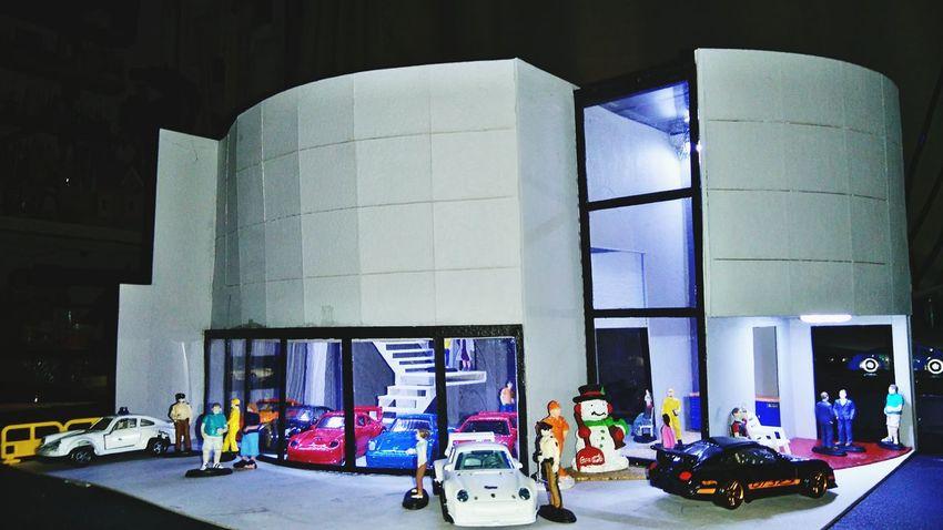 Make Make Diorama HotWheels Hotwheelsindonesia HotwheelsMexico Diecast Dioramas Maquetas Maquette Maqueta Building Maquette Porsche Porsche911