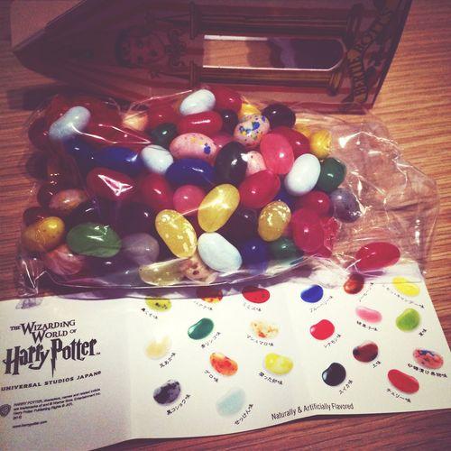 Harry Potter EveryFlavourBeans USJ 百味ビーンズ