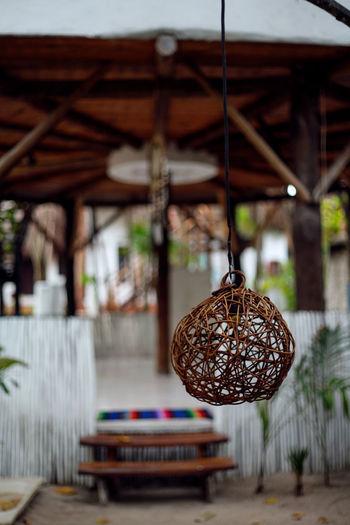 Center Lantern Light Mexico Studio Tulum, Mexico Yoga Beach Outdoors Yoga Studio Zen