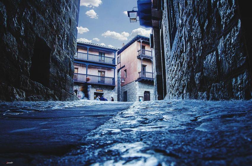 Albarracín Taking Photos Albarracín Spain Travel Destinations