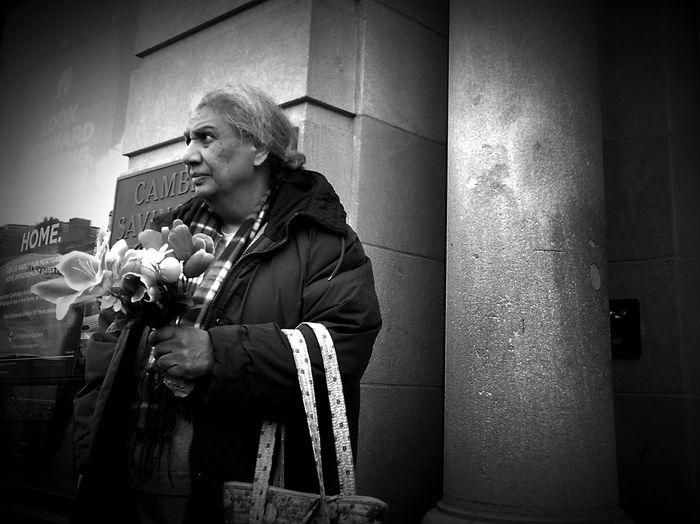 Accidental Florist... EyeEm Bnw Shootermag Portrait AMPt_community