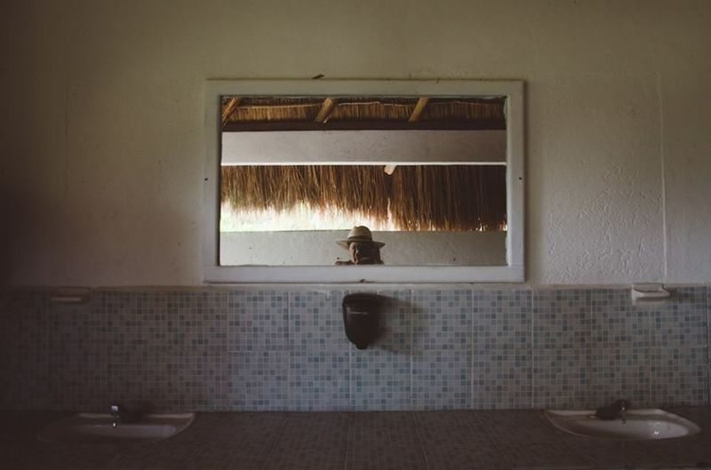 Self Portrait Around The World Tropical Life. Self Portrait Mirrorselfie The Week On EyeEm