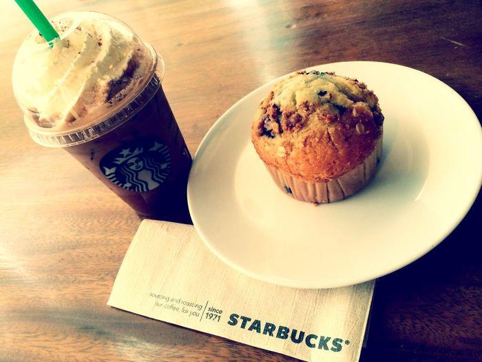 Starbucks Muffins Chocolate