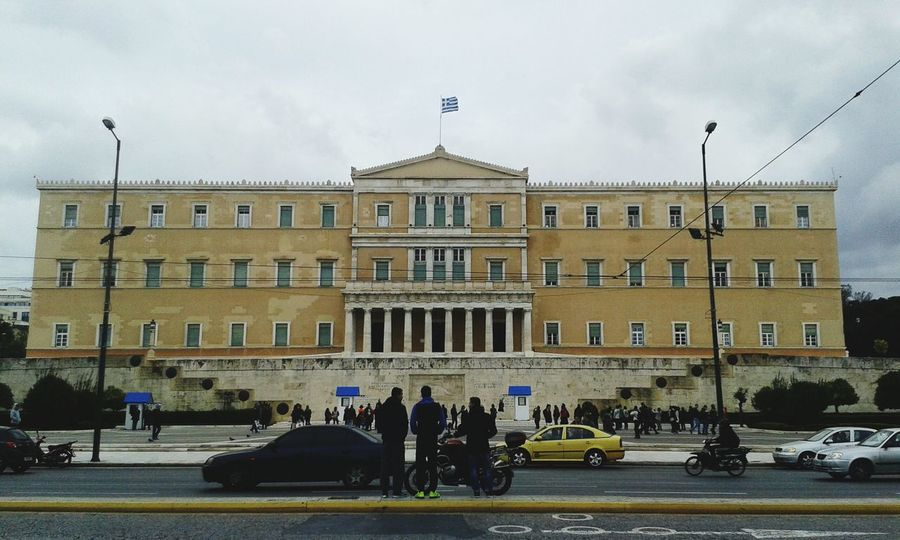 Athens Greece Parliament VisitGreece Architecture Palace Visit Greece Cityscapes Vacation My Country In A Photo