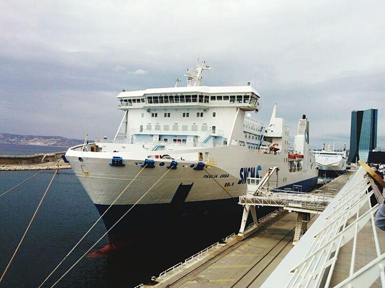 Marseille Port de la Joliette