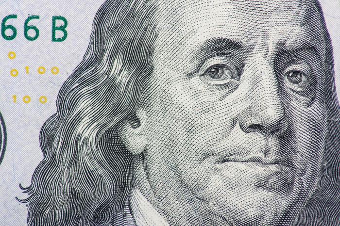 Benjamin Franklin on hundred dollar note Benjamin Franklin Close-up Currency Detail Dollar Notes Finance IRS Macro Macro Photography Money Portrait Presidents US Dollar Us Presidents USA