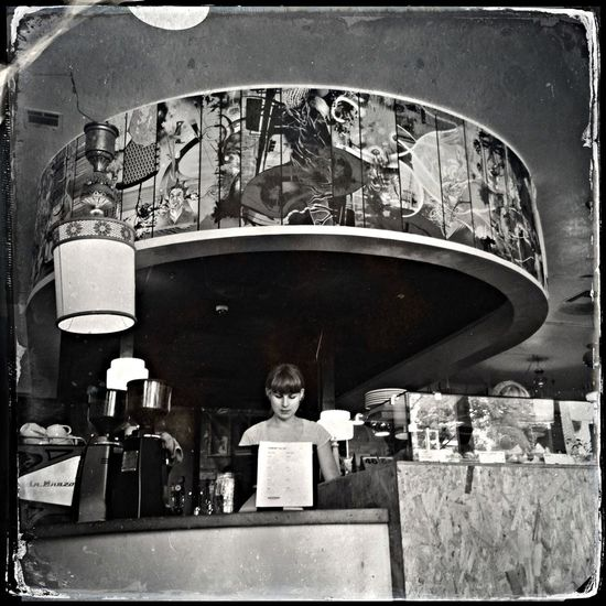 Barista AMPt_community Bw_collection NEM Black&white