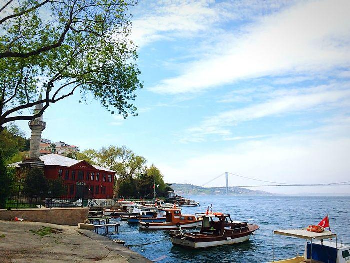 Boğaz Bosphorus