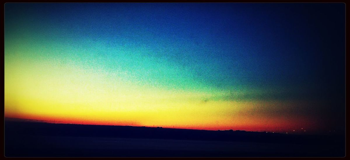 Sending Color to My Love in a Gray Place. Snapseed Thinking Of A Distant Love Love Heals All Wounds On The Road