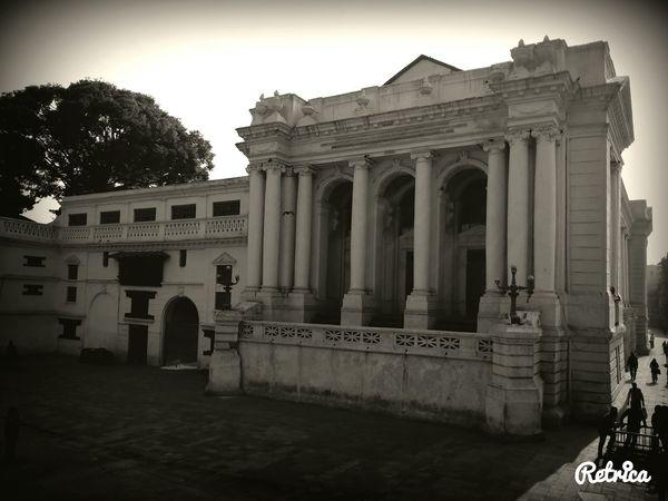 Palace hanuman dhoka palace Basantapur Kathmandu Nepal Heritage Old Buildings