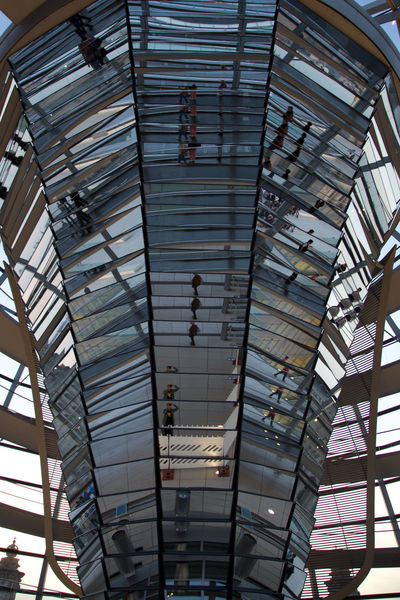 Angles Architecture Berlin Bundestag Democracy Design Europe Evening Light Germany Glass Goverment  History Meeting Mirror Modern Architecture Parliament Parliament Building Politicians Politics Public Public Places Reflection Reflections Reichstag Thinking