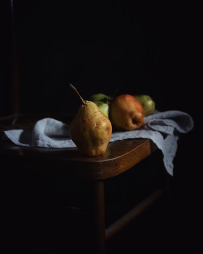 Food And Drink Black Background Healthy Eating Still Life Food Fruit No People Freshness Indoors  Table Close-up Studio Shot Day EyeEmNewHere