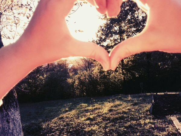 Heart Shape Human Body Part Love People Adults Only Adult Only Women Outdoors Close-up Day Human Hand Young Adult
