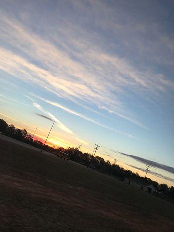 Sunrise Colorful