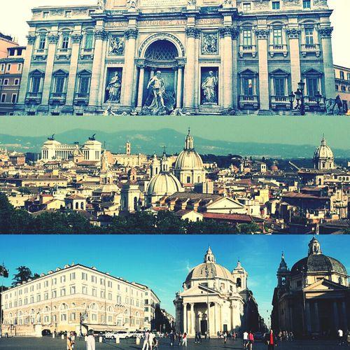Europe Rome Italy Enjoyin Life
